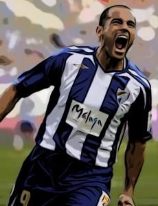 Salva Ballesta, Málaga C.F.