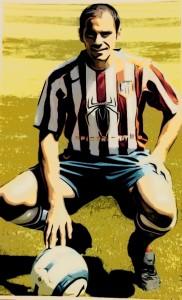 Salva Ballesta. Atlético de Madrid.