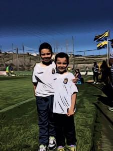 Niños de Las Palmas
