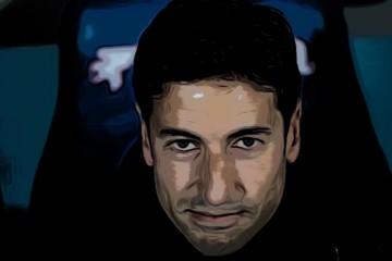Pablo Franco, técnico del Getafe.