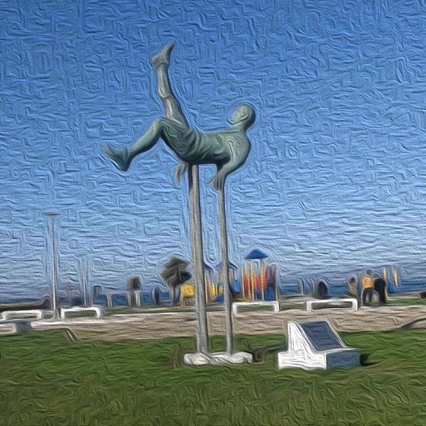Monumento a la chilena