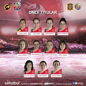 11 sefutbol femenino
