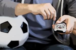fútbol y tv