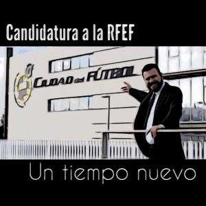 Candidatura a la RFEF