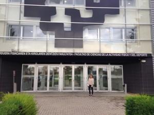 Facultad de Ciencias de la Actividad Física y del Deporte. Vitoria-Gasteiz
