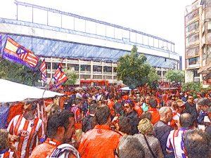 Alrededores del Calderón